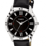 Amazon: Buy Timex Analog Black Dial Men's Watch at Just Rs 799