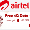 Airtel Welcome Offer: Free 4G Data + Unlimited Calling To Any Network For 12 Months