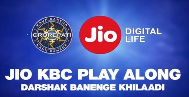 Jio KBC Play Along Answers