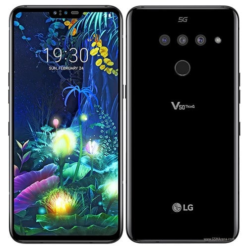 LG v50 thinq 5g design