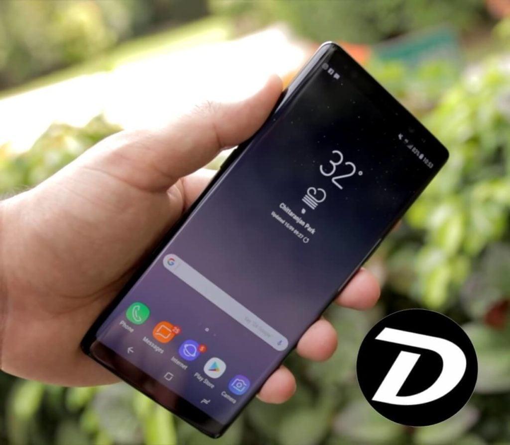 samsung best bezel less smartphone