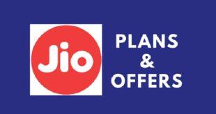 Jio Plans