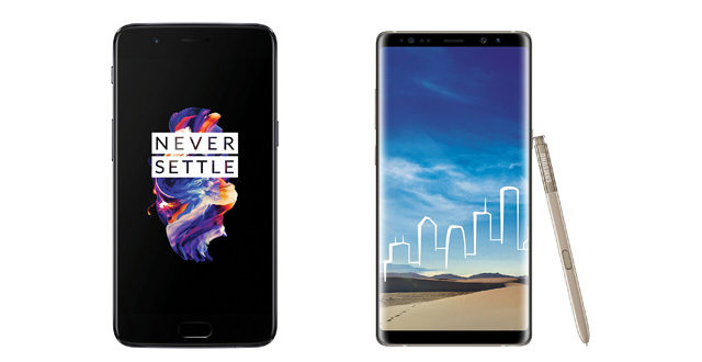7 Reasons, Why I Picked the OnePlus 5 Over Samsung Galaxy Note 8