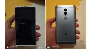 redmi note 5 leak
