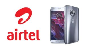 Airtel Bundled Plans Moto X4