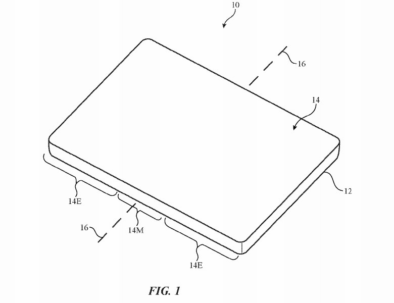 Apple via USPTO