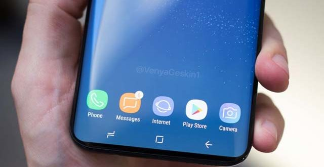 Samsung Galaxy S9 Real Life images