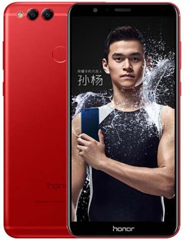 honor 7x red variant
