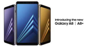 Samsung Galaxy A8 (2018), Galaxy A8+ (2018)