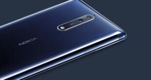 Nokia 8 Rear Side