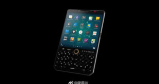 Conceptual Image of BlackBerry Vanadium