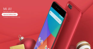 Xiaomi Mi A1 Special Edition Red Variant