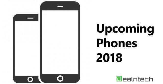 best upcoming phone 2018