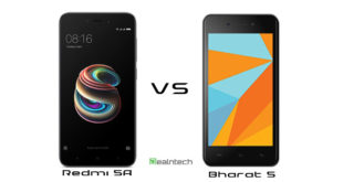 redmi 5a vs bharat 5