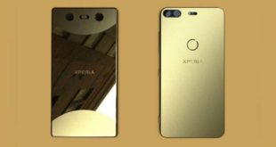 Full Screen Xperia Leak Image