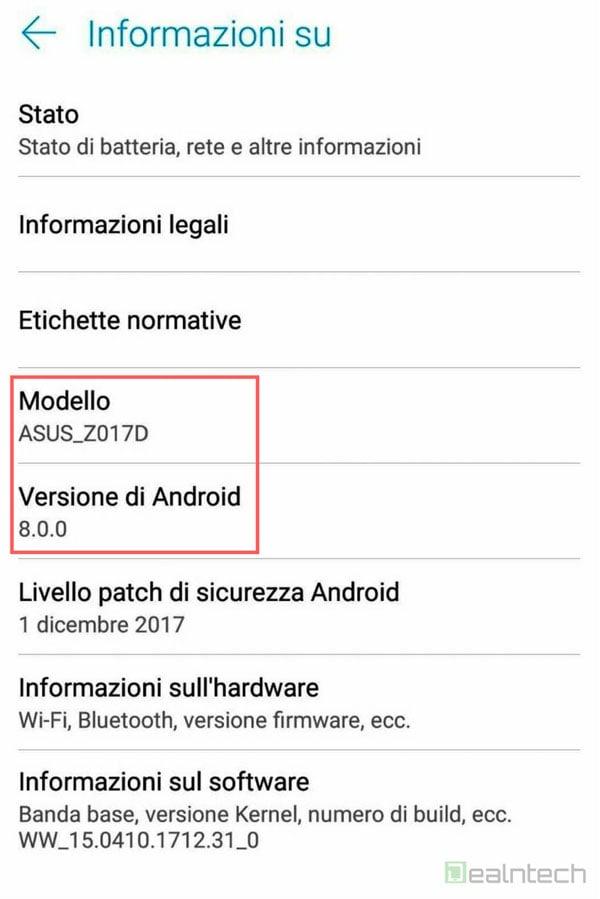 Asus Zenfone 3 Gets Andoid 8.0