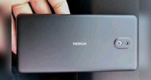 Nokia 1 Leaked Image