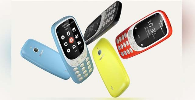 Nokia 3310 4G | Photo Credit: Nokia