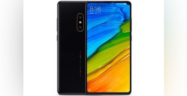 Supposed Official Render & Specs of Xiaomi Mi Mix 2s