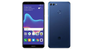 Huawei Y9 (2018) | Photo Credit: Huawei Thailand