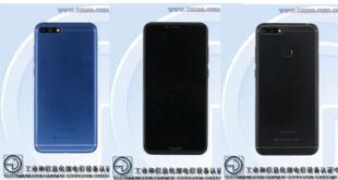 Huawei ATU-TL10, AUM-TL20 & AUM-TL00 Spotted in TENAA