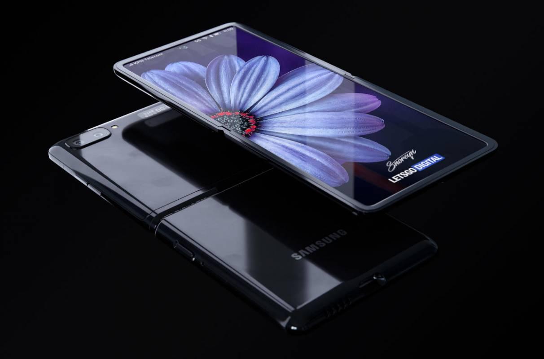 Galaxy Z Flip both side
