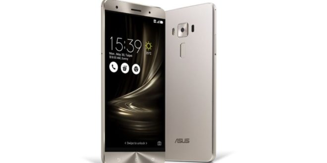 ASUS Zenfone 3 Deluxe Gets Android Oreo Update