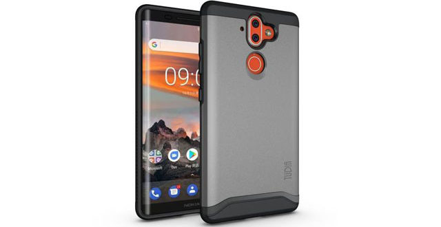 nokia 9 case render
