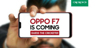 Oppo F7 with iPhone X-like Notch Coming Soon