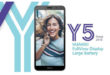 Huawei Y5 Prime (2018) Unveiled with 5.45-inch HD+ Display and Android 8.1