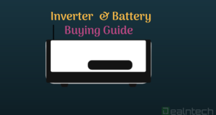 inverter battery guide