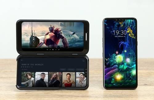LG V50 ThinQ 5G Dual Sceen