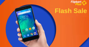 redmi go flash sale