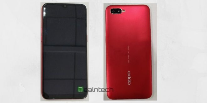 Oppo A1s Image