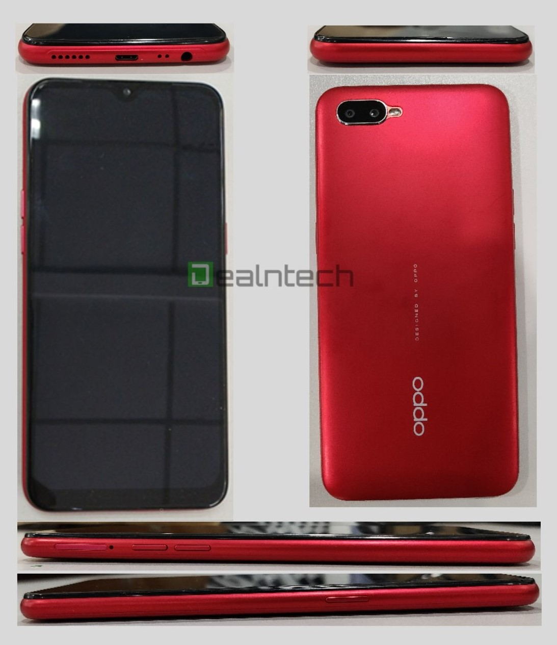 Oppo A1s Rende
