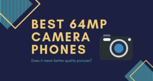 best 64mp camera phones