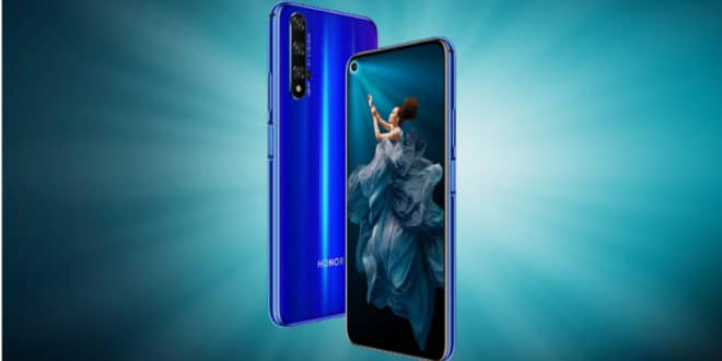 Honor 20 phone
