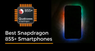 Snapdragon 855 Plus Phones List