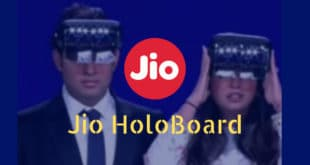 Jio Holoboard MR Headset