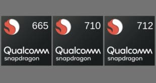Snapdragon 665 vs Snapdragon 710 vs Snapdragon 712
