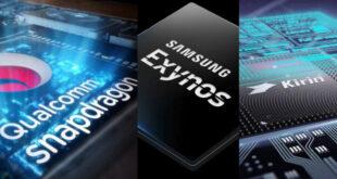Snapdragon 855 Plus vs Exynos 9825 vs Kirin 980