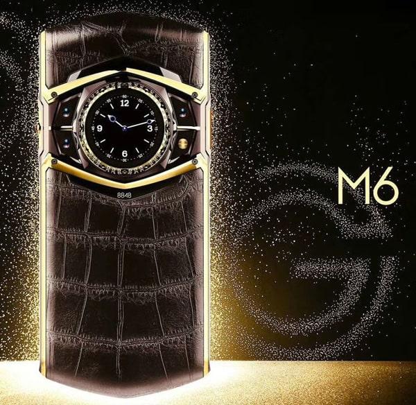 Titanium M6 5G