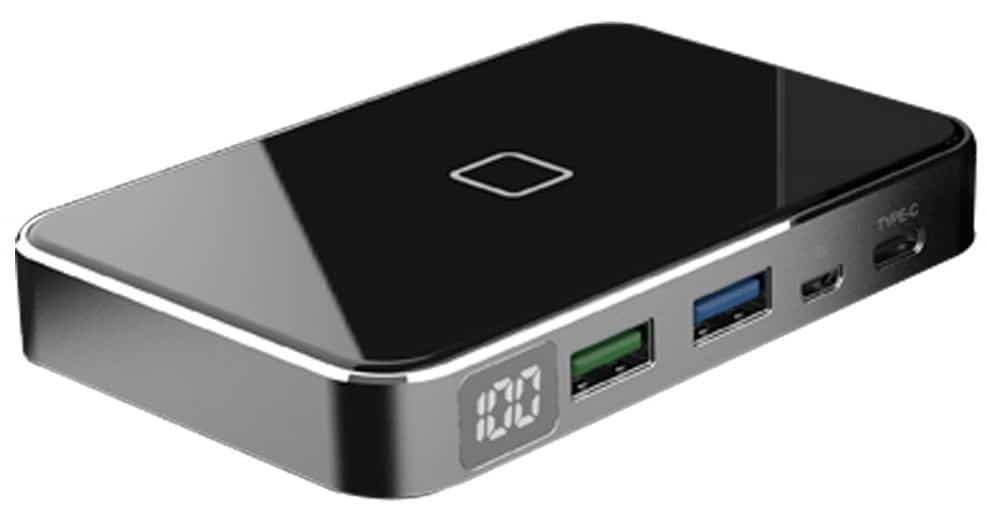 ZXINF Graphene Fast Charging Power Bank