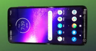 Motorola One Macro Leaked Image