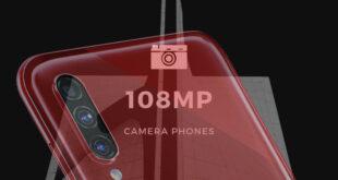 108mp camera phone