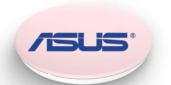 ASUS wireless charger represent