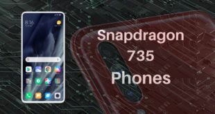 Snapdragon 735 Phone