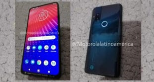 Motorola Phone with Pop-Up Selfie Camera