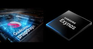 snapdragon 865 vs exynos 990