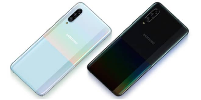 Galaxy A90 5G back side
